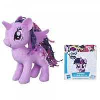 Мягкая игрушка Hasbro My Little Pony Princess Twilight Sparkl (B9819)
