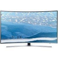 """kupit-Телевизор Samsung UE55KU6670UXRU/ 55"""" (Silver)-v-baku-v-azerbaycane"""