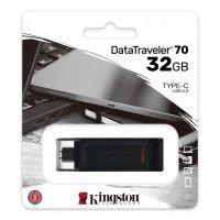 kupit-USB флешка Kingston 32 GB USB-C DataTraveler 70 (DT70/32GB)-v-baku-v-azerbaycane