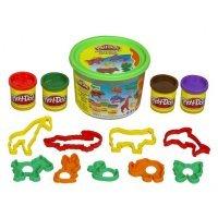 kupit-Hasbro Игровой набор с пластилином в корзине (23414)-v-baku-v-azerbaycane