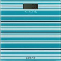 Весы Polaris PWS 1854DG (Белый/Бирюзовый)