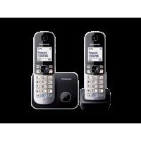 kupit-Телефон Panasonic KX-TG6812BX-v-baku-v-azerbaycane