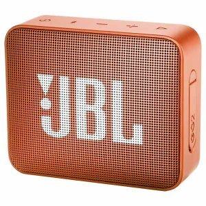 Акустическая система JBL GO 2 Orange (JBLG02ORG)