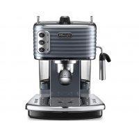 Рожковая кофеварка Delonghi ECZ 351.GY (Gray)