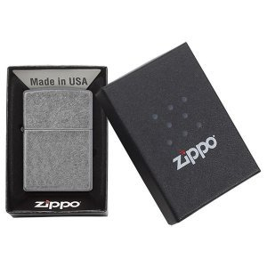 """Зажигалка Zippo """"Antique Silver"""""""