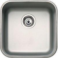 kupit-Кухонная мойка Teka BE 40X40X18 LEINEN-v-baku-v-azerbaycane