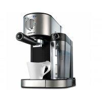 Рожковая кофеварка Polaris PCM 1519AE (Нержавеющая сталь / черный)