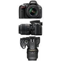 kupit-Фотоаппарат NIKON-D5200-18-55-v-baku-v-azerbaycane