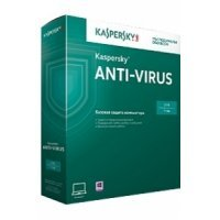 Антивирус Kaspersky Anti-Virus 2pk DVD