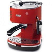 Рожковая кофеварка DeLonghi ECO 311 (Красный)