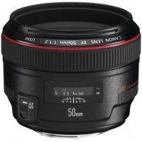 kupit-Фотообъектив Canon LENS 50mm f/1.2 EF 50 f/1.2 (f/1.2 EF 50 f/1.2)-v-baku-v-azerbaycane