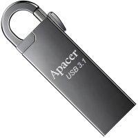 kupit-Флеш память USB Apacer 16 GB USB 3.1 Gen1 AH15A / Ashy (AP16GAH15AA-1)-v-baku-v-azerbaycane