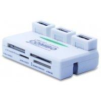kupit-Хаб USB 2,0 + Карт ридер (SY-H226)-v-baku-v-azerbaycane