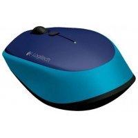 kupit-Беспроводная мышь Logitech Wireless Mouse M335 Blue-v-baku-v-azerbaycane