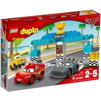 КОНСТРУКТОР LEGO DUPLO Cars TM Гонка за Кубок Поршня (10857)