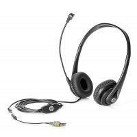 kupit-Гарнитура с микрофоном HP Business Headset v2 / Black (T4E61AA)-v-baku-v-azerbaycane