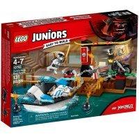 kupit-КОНСТРУКТОР LEGO Juniors Погоня на моторной лодке Зейна (10755)-v-baku-v-azerbaycane