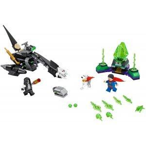 КОНСТРУКТОР LEGO Super Heroes Супермен и Крипто объединяют усилия (76096)