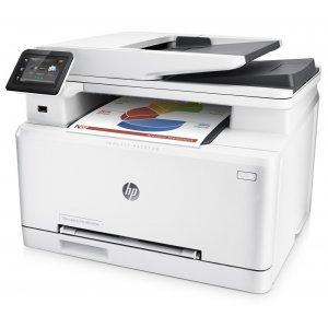 Принтер HP Color LaserJet Pro MFP M280nw Prntr A4, A5, A6, B5 (JIS), B6 (JIS) (T6B80A)