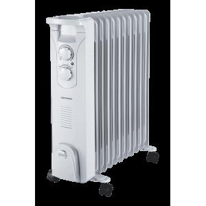 Радиатор масляный HOFFMANN OH9111 (White)