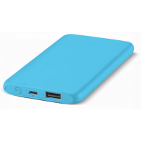 kupit-Портативное зарядное устройство (Power Bank) Ttec Powerslim 5000mah Blue-v-baku-v-azerbaycane