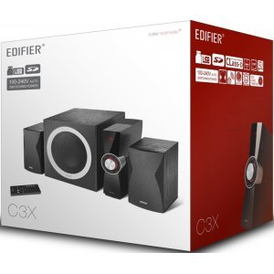 Акустическая система Edifier C3X