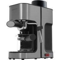 Рожковая кофеварка Polaris PCM 4003AL (Нержавеющая сталь)