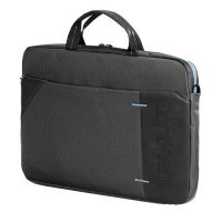 "kupit-Сумка для ноутбуков SUMDEX Continent Laptop Topload bag 15,6"" Grey / Blue (CC-205GB)-v-baku-v-azerbaycane"