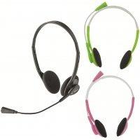 Гарнитура с микрофоном Trust Primo Headset - Black (11916)
