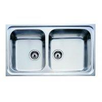 kupit-Кухонная мойка Teka CLASSIC 2B 86 RIGHT-v-baku-v-azerbaycane