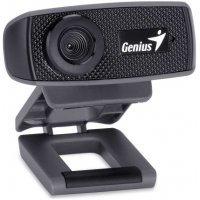 kupit-Веб Камера Genius FaceCam 1000X V2 (HD/MF/USB 2.0/UVC/3x DZ) (32200223101)-v-baku-v-azerbaycane