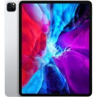 kupit-Планшет Apple iPad Pro 12.9 (4rd Gen) / 256 ГБ / Wi-Fi+4G / 2020 / (MXF62) / (Серебристый)-v-baku-v-azerbaycane