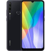 kupit-Смартфон Huawei Y6p 3 / 64 GB (Black)-v-baku-v-azerbaycane