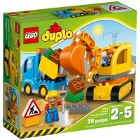 Конструктор Lego Truck and Tracked Excavator (10812)