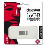 kupit-Флеш память USB Kingston 16GB DTMicro USB 3.1/3.0 Type-A metal ultra-compact drive (DTMC3/16GB)-v-baku-v-azerbaycane