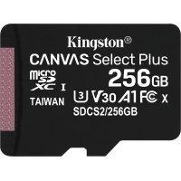 kupit-Карта памяти Kingston 256G micSD Select Pls 100R (SDCS2/256GB)-v-baku-v-azerbaycane