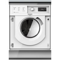 Встраиваемая cтиральная машина Hotpoint-Ariston BI WDHG 75148 EU / 7 кг (White)