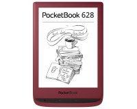 Электронная книга e-reader PocketBook 628 Red (PB628-R-CIS)
