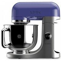 kupit-Кухонный комбайн Kenwood KMX50BL (Серебристый -синий)-v-baku-v-azerbaycane