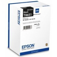 kupit-Картридж Epson WF-M5xxx XXL Mono Cartridge (C13T865140)-v-baku-v-azerbaycane