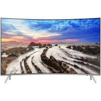 """kupit-Телевизор Samsung UE49MU7500UXRU / 49"""" (Silver)-v-baku-v-azerbaycane"""