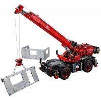 Конструктор Lego Rough Terrain Crane (42082)