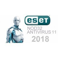 Антивирус NOD32 (3 licenses 1 year)
