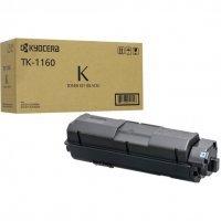 Тонер-картридж Kyocera TK-1160 / Black (1T02RY0NL0)