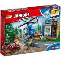 КОНСТРУКТОР LEGO Juniors Погоня горной полиции (10751)