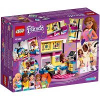 КОНСТРУКТОР LEGO Friends Комната Оливии (41329)