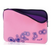 "kupit-Сумка для ноутбука Genius GS-1401, Pink+Purple (13~14"" Notebook Sleeve) (31280049104)-v-baku-v-azerbaycane"