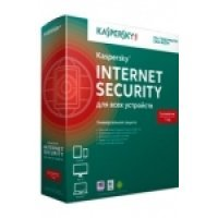 Антивирус Kaspersky Internet Security 2pk DVD