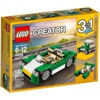 kupit-КОНСТРУКТОР LEGO LEGO Creator Зелёный кабриолет (31056)-v-baku-v-azerbaycane