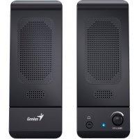 kupit-Акустическая система USB Genius SP-U120 (Black)-v-baku-v-azerbaycane